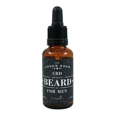 Somnio CBD Beard Oil