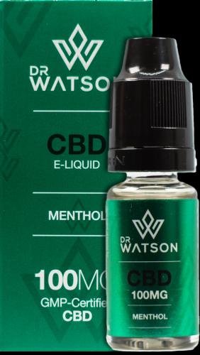 Dr. Watson CBD E-Liquid