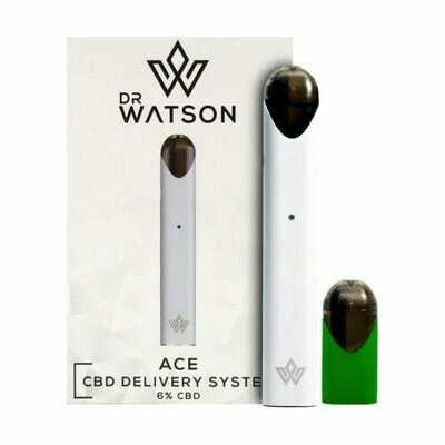 Dr. Watson CBD Pod System