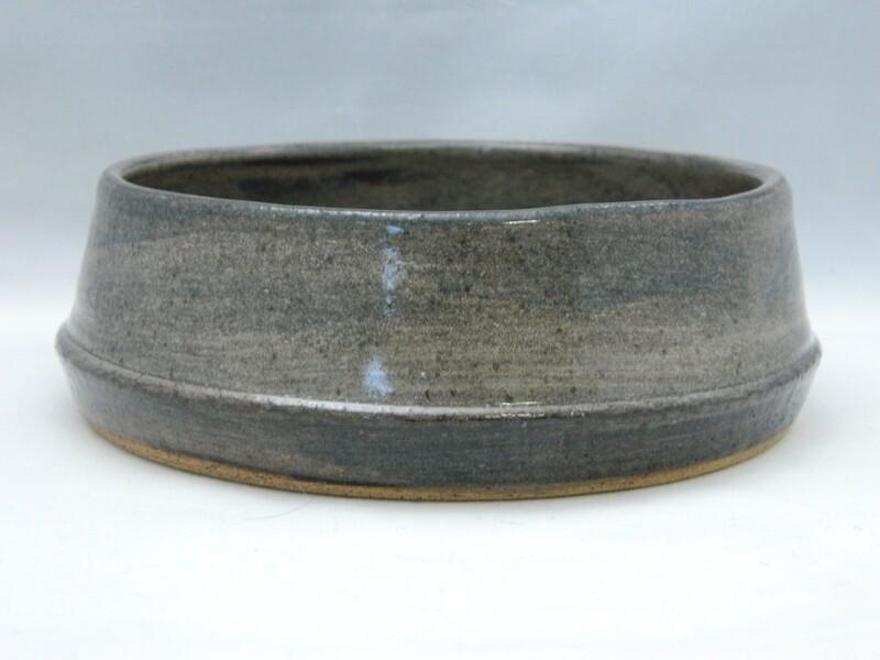 Glazed Stoneware Key Bowl 5x2 Piece 153