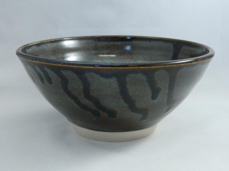 Multi Glaze Porcelain 5.5w Piece 132