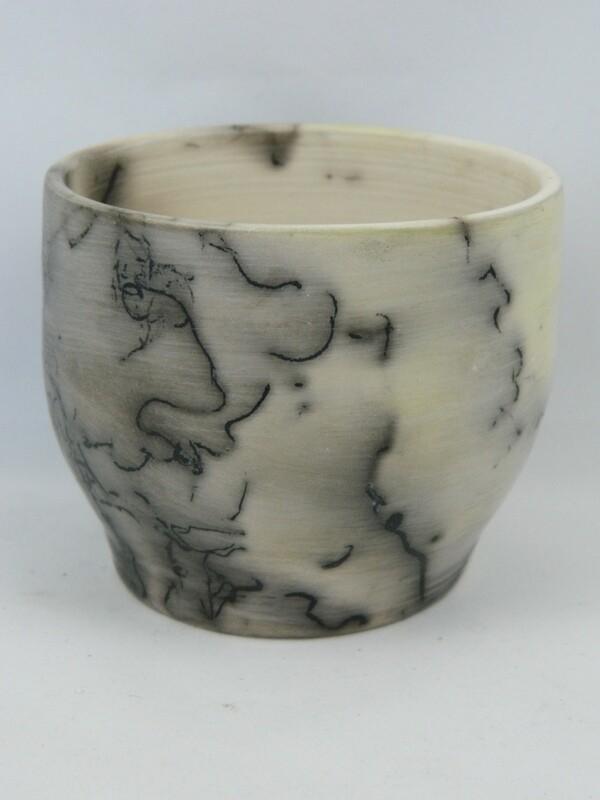 "Mini Horsehair Pottery #55 2""h"