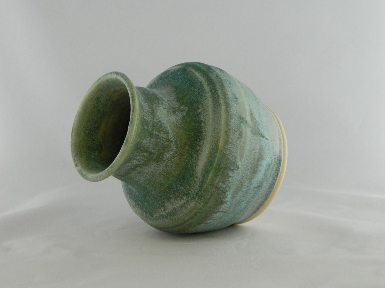 """Old Copper 5.5""""h Vase"""