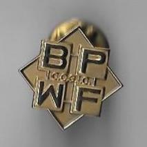 B&PWF Lapel Pin