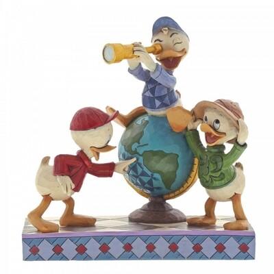 Disney Nephews Huey, Dewie & Louie