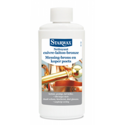 Starwax Messing-, brons- en koperpoets 250 ml