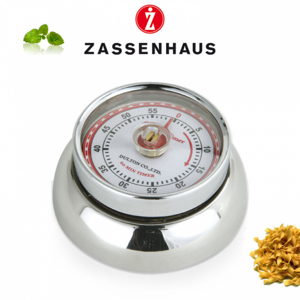 Zassenhaus Speed Kookwekker 'retro'