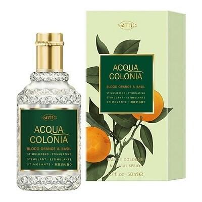 4711 Aqua Colonia Blood Orange & Basil 50 ml