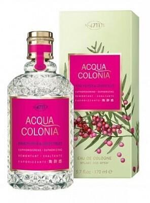4711 Aqua Colonia Pink Pepper & Grapefruit 50 ml