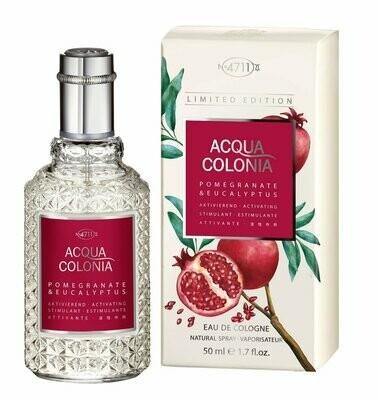 4711 Aqua Colonia Pomegranate & Eucalyptus 50 ml
