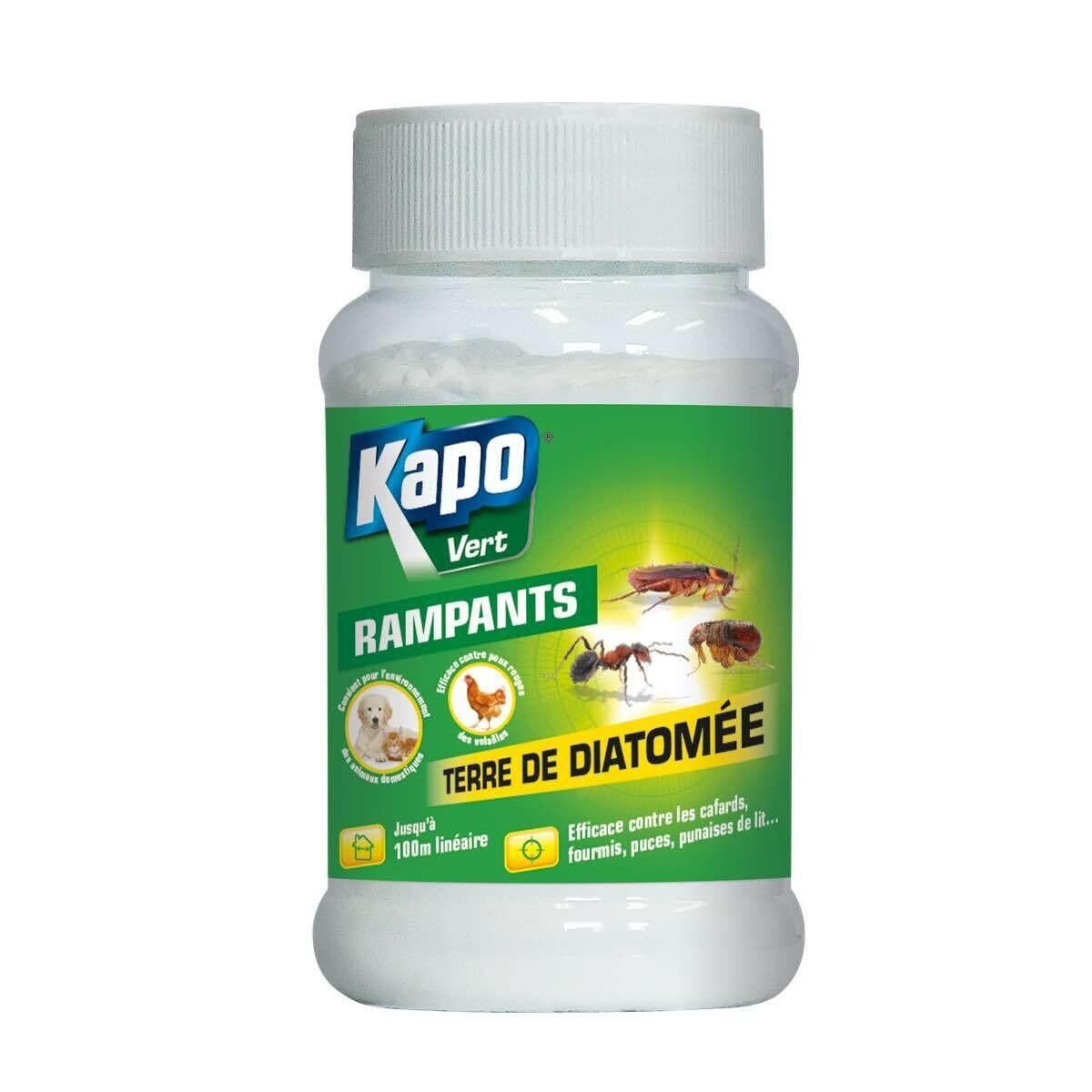 Kapo Vert diatomeeënaarde 100 g