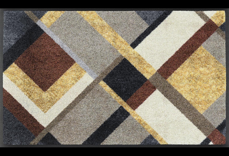 Wash+dry mat Art Deco 50 x 75 cm