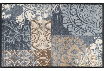 Wash+dry mat Armonia Grey 50 x 75 cm