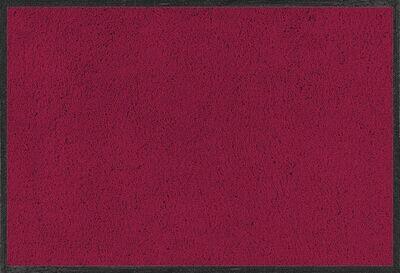 Wash+dry mat monocolor Regal Red 40 x 60 cm