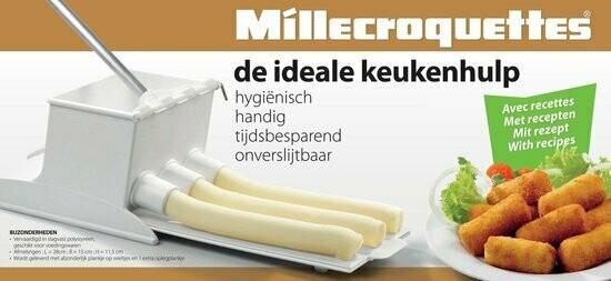Millecroquettes - krokettenmaker