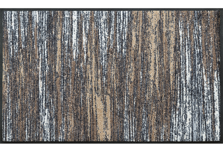 Wash+dry mat Scratchy Beige 50 x 75 cm