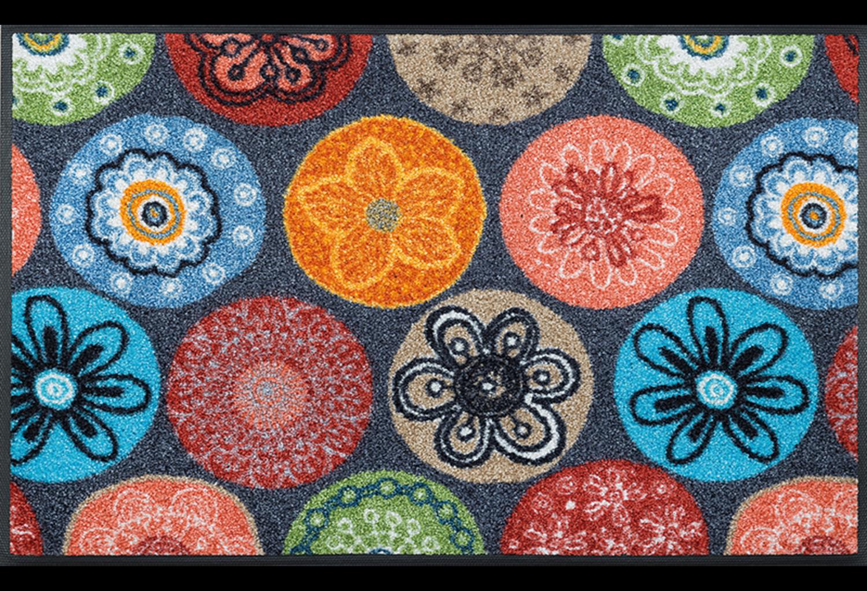 Wash+dry mat Coralis 40 x 60 cm