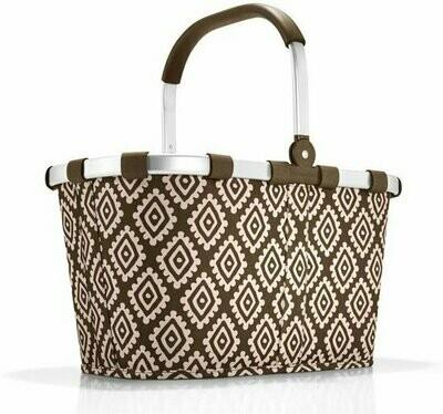 Reisenthel boodschappenmand carrybag diamond mocha