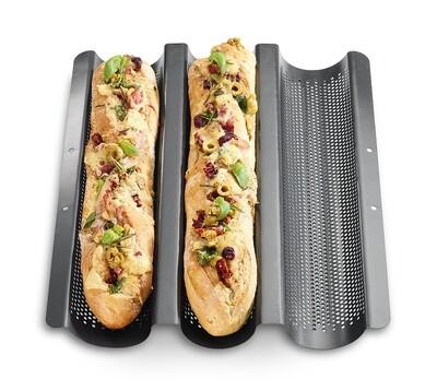 baguette vorm bake one küchenprofi