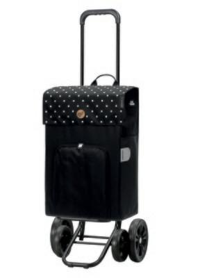 boodschappenwagen - trolley 4 wielen Andersen quattro shopper