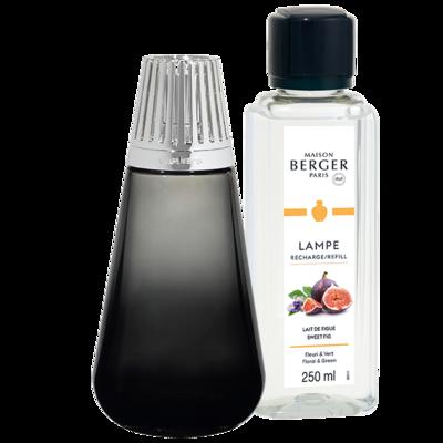 Lampe Berger Giftset Amphora black + parfum 250 ml