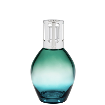 Lampe Berger Ovale Bleue/Verte