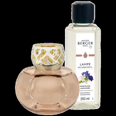 Lampe Berger Giftset Senso + parfum 250 ml