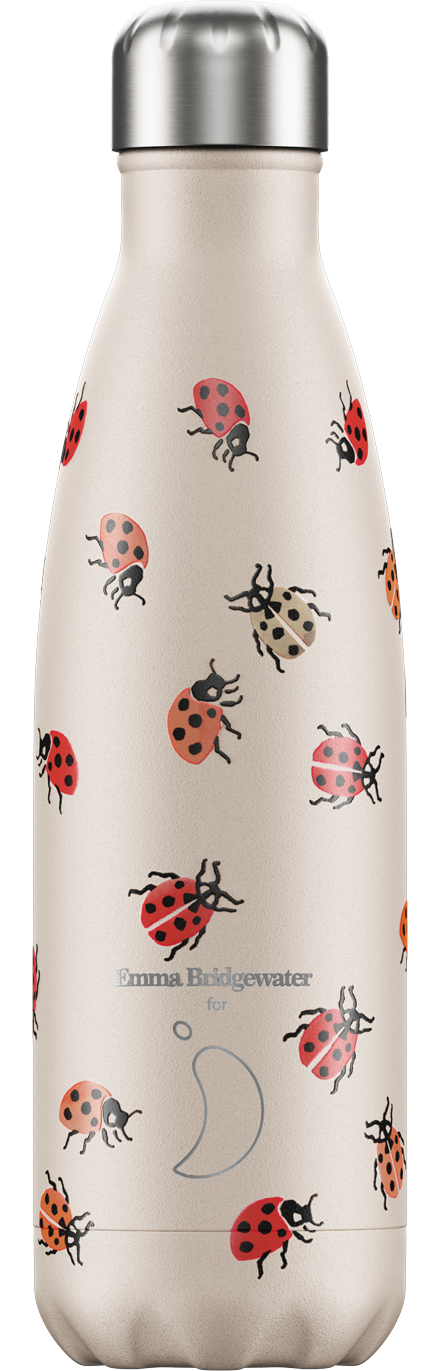 Chilly's drinkfles ladybird 500 ml