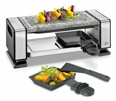 Raclette Vista2 elektrisch voor 2 personen