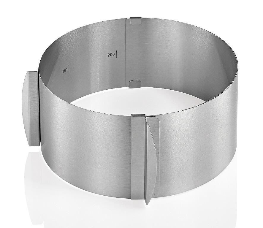 cake ring verstelbaar rond