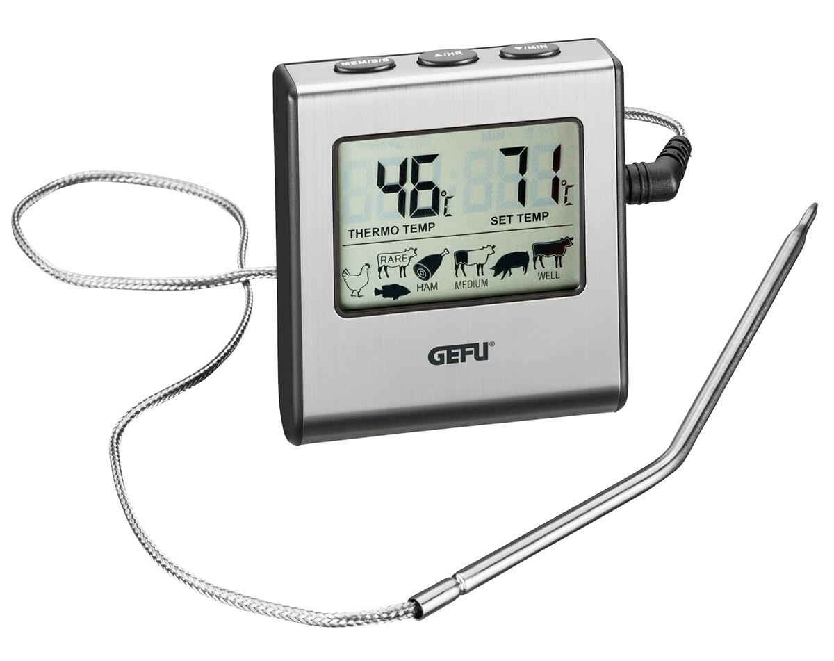 digitale vleesthermometer Gefu Tempere