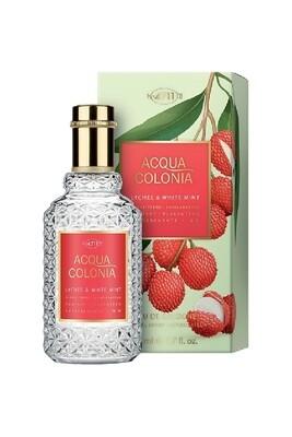 4711 Aqua Colonia Lychee & White Mint 50ml