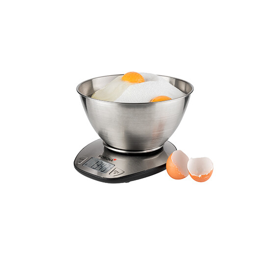 keukenweegschaal digitaal Korona Mila tot 5 kg