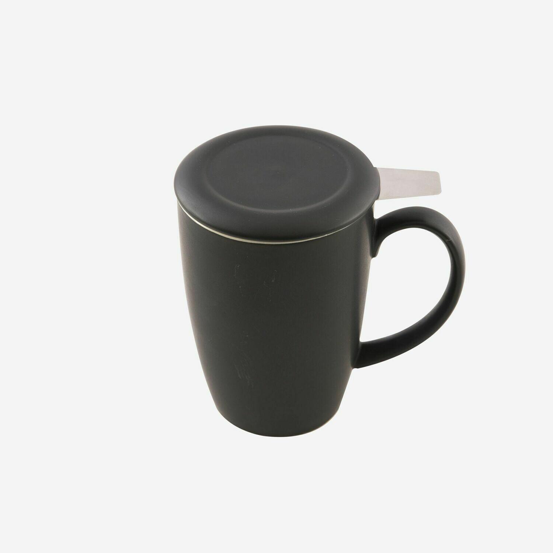 mok met thee infuser en deksel 400 ml