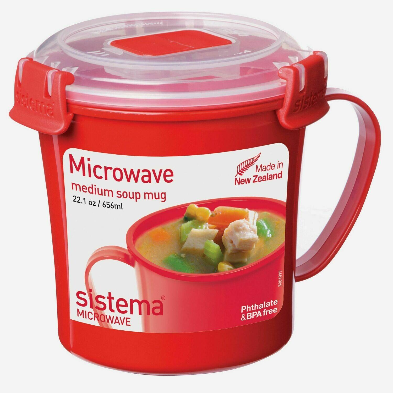 soepmok microgolf sistema 656 ml