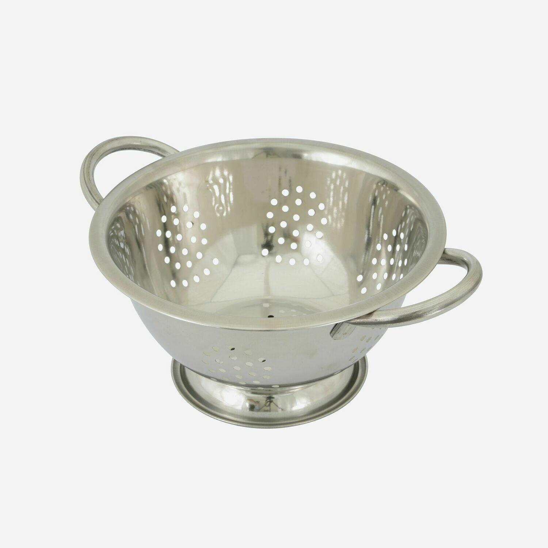 zeef met 2 handvaten inox Ø 20.5CM