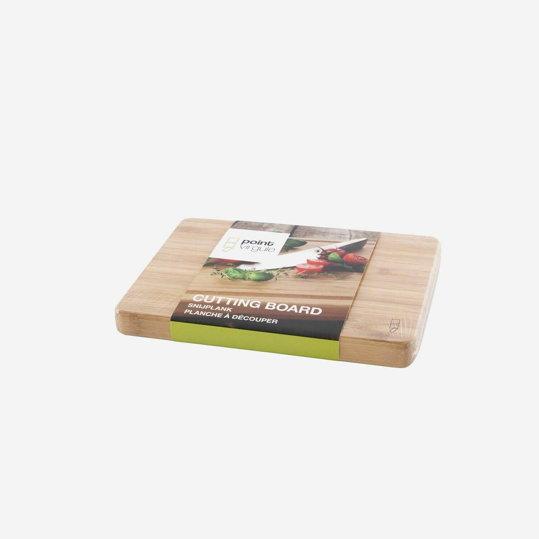 snijplank klein in bamboe 20 X 14.5 X 1.8 CM