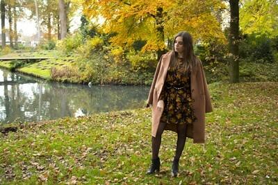 Daisy Coat