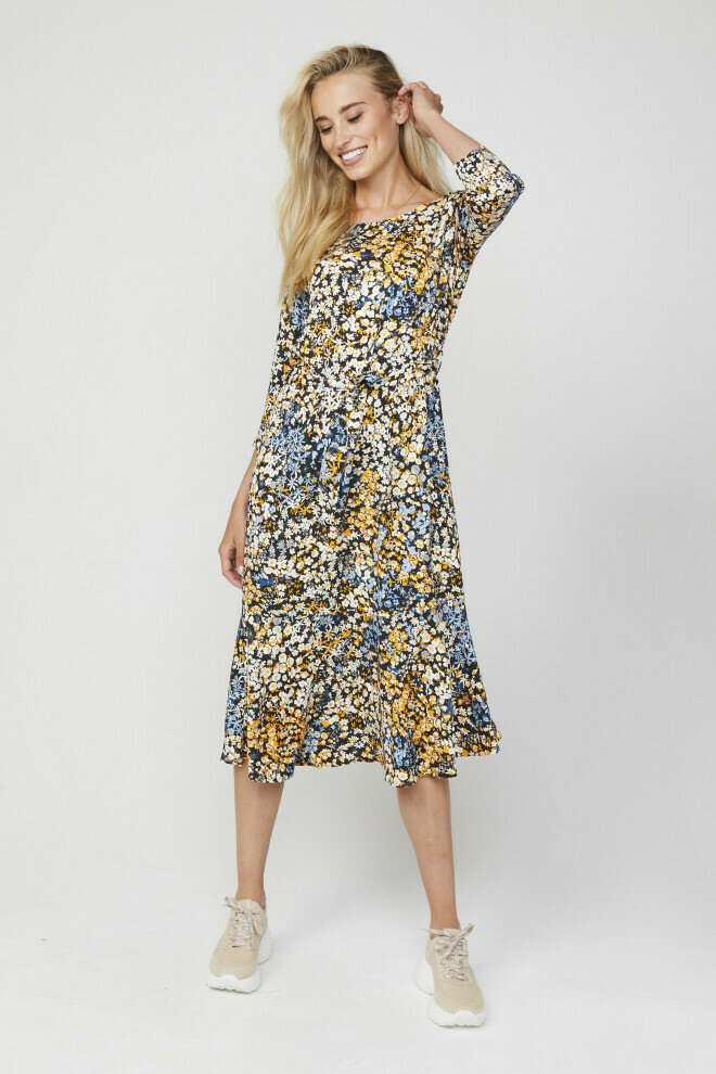 Auluna Floral Dress