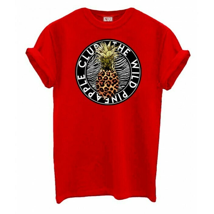 The Wild Pineapple Club Tee