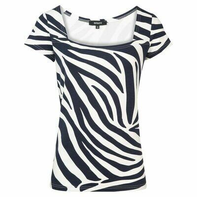 Zoe Zebra Shirt