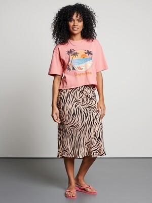 Sunny Zebra Skirt