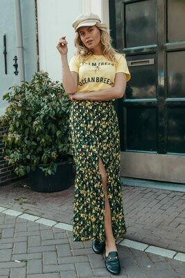 Rive Flower Skirt