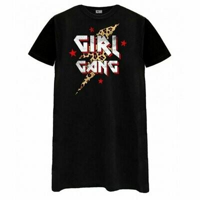 Girl Gang Tee Dress