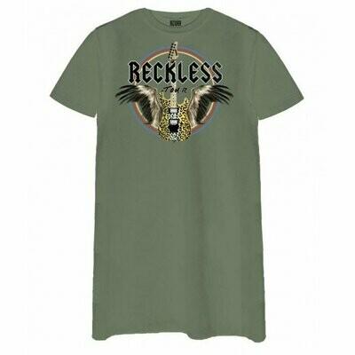 Reckless Tee Dress