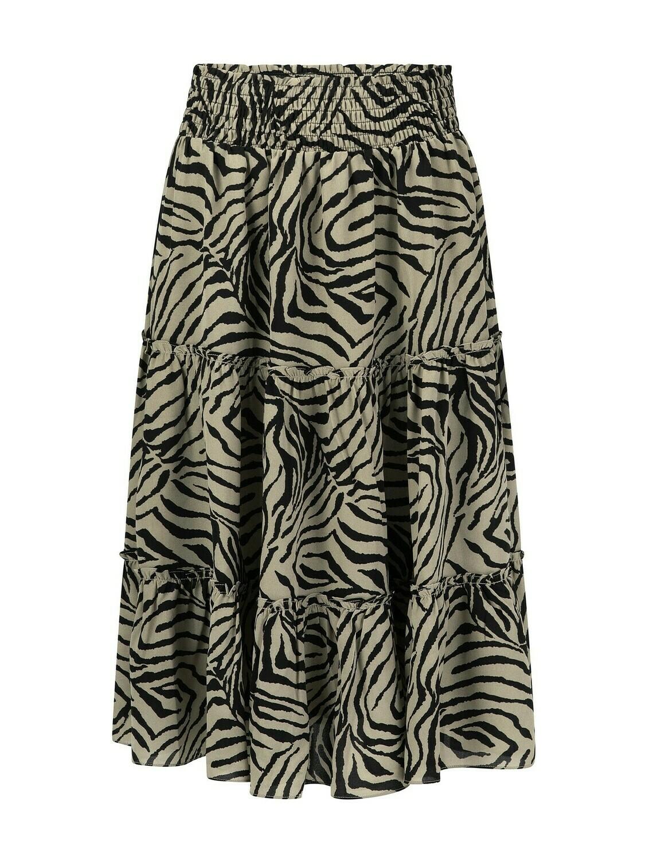 Valerie Skirt Zebra