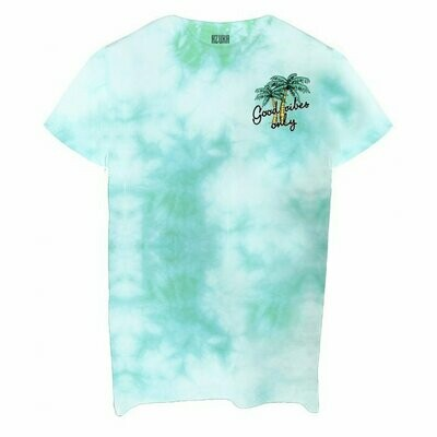 Good Vibes Only Tie Dye