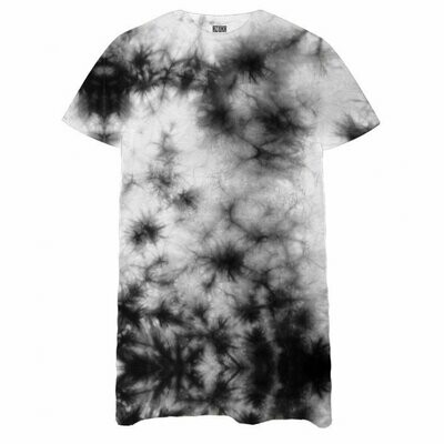 T-Shirt Dress Tie Dye