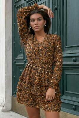 Presley Paisley Dress
