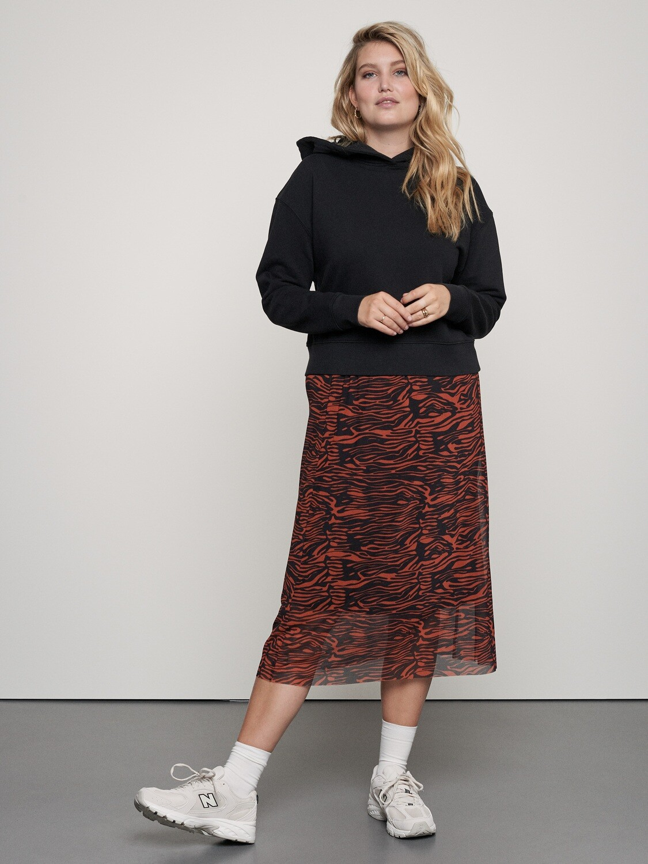 Spicy Zebra Skirt